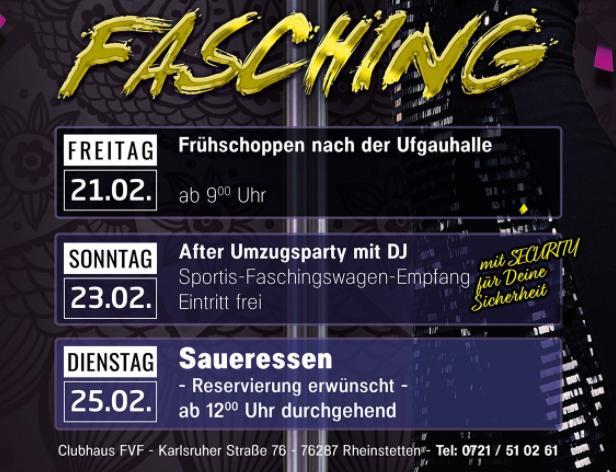 Clubhaus Sportfreunde Karlsruhe